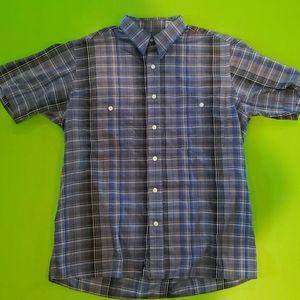 Pierre Cardin short sleeve casual dress shirt